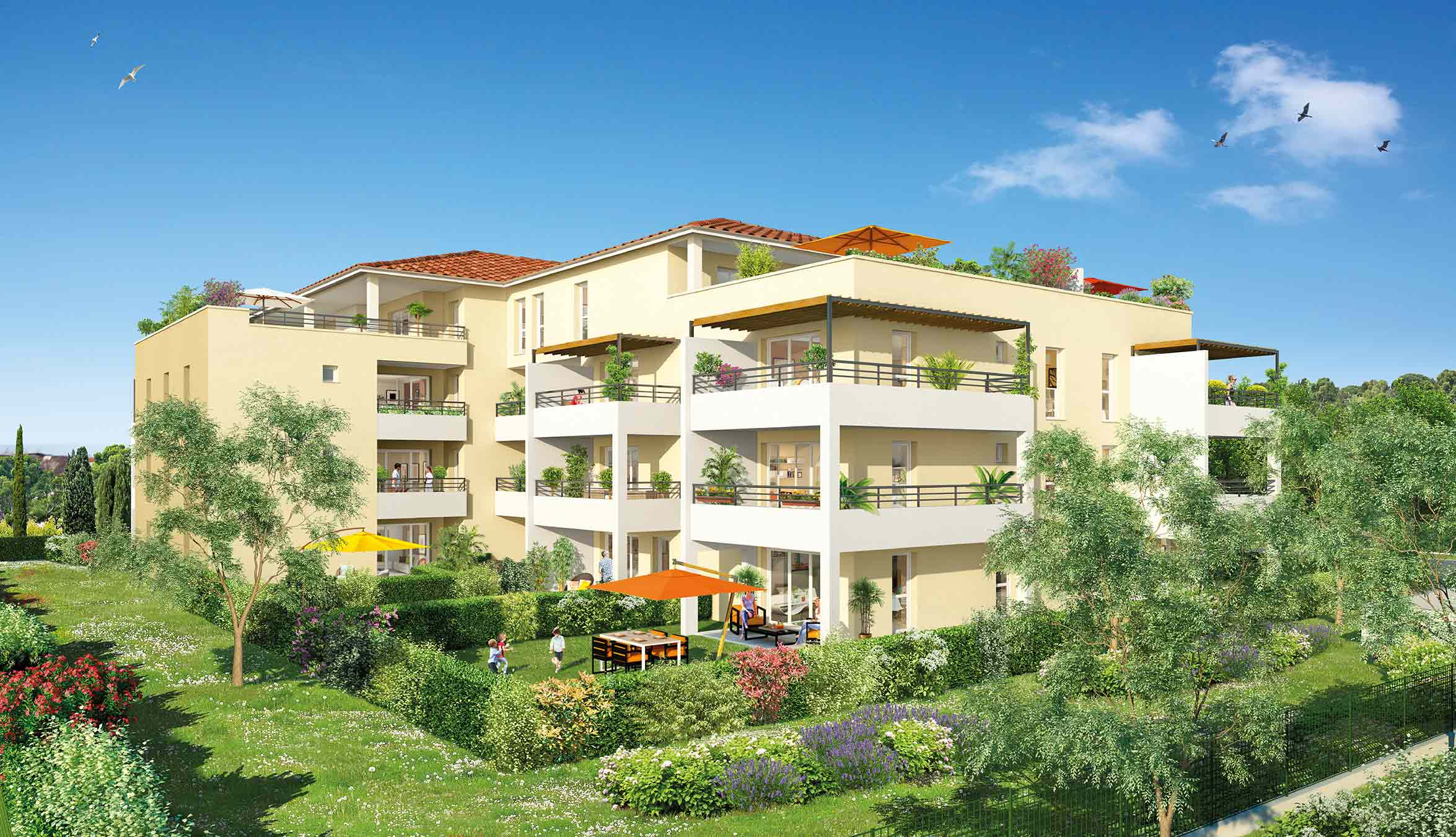 Programme immobilier neuf montpellier les bonnes astuces for Programme immobilier